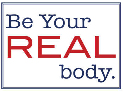 Be Your Real Body White