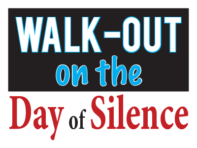 Walk Out Day of Silence